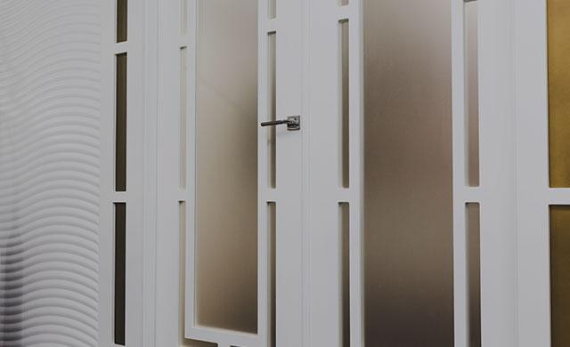 Puertas de paso y entrada